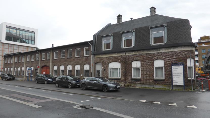 Lunas fabrikkbygning fra 1914 blir bybarnehage med fire avdelinger
