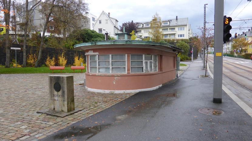 Kafé ved trikkesløyfen på Wergeland åpner før jul