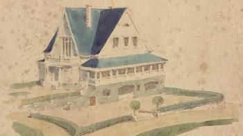 Planer om restaurant i Nygårdsparken i 1900, realiseres nærmere 120 år senere