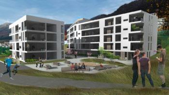 Går inn for 51 leiligheter på Blima-tomten