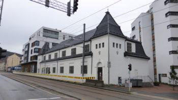Vakkert minne fra bilismens barndom i Bergen
