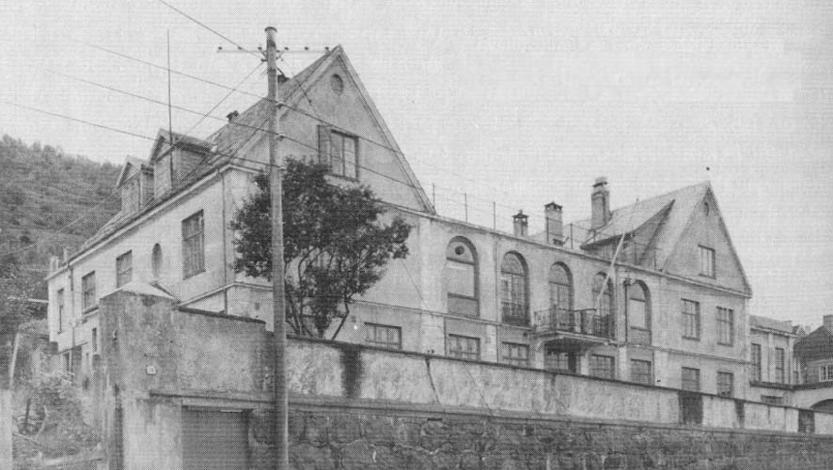 Kr. Høyes vinfirma på Gyldenpris var Norges første fruktvin-produsent