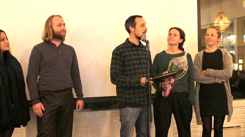 Kulturprisen for Årstad bydel for 2017 til Bærekraftige liv Løvstakken
