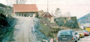 Siste minne om husmannsplassen som forsvant
