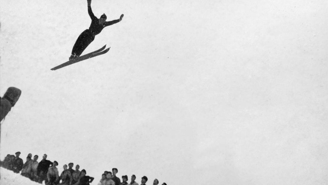 80 år siden første hopprenn i Bergens svar på Holmenkollbakken