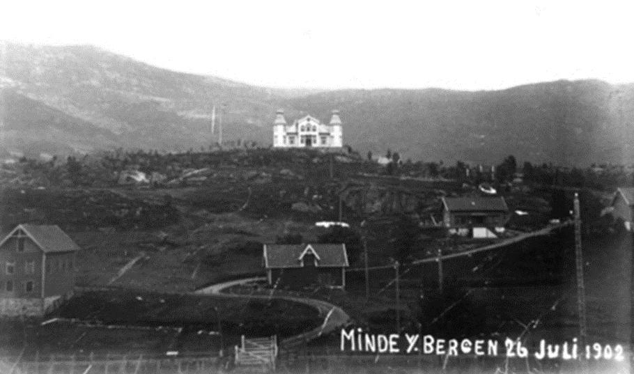 Årstads største villa fikk bare drøye 20 år som bolighus