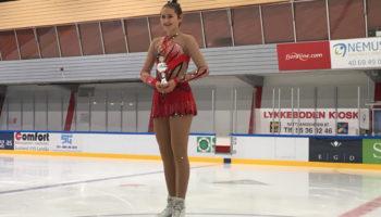 Irina Karen Astorga til topps på hjemmebane