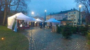 Julemarked i Trikkesløyfen – Café Ambrosia åpner offisielt i januar