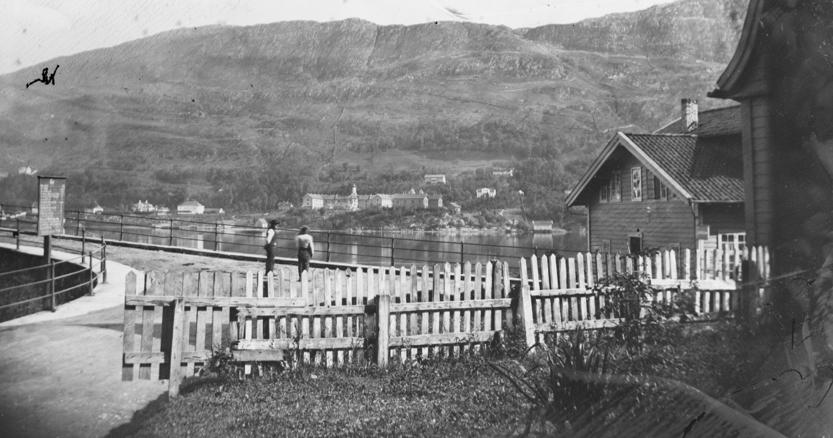 Bompenger mellom Bergen og Årstad ble innført i 1851