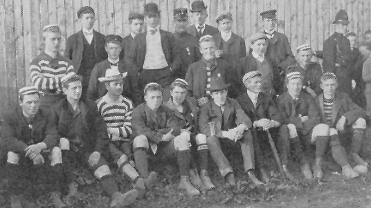 Da Bergens Fotboldklub var Bergens eneste fotballag