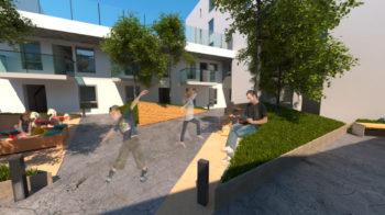 Politikerne sa ja til bygging av boliger i Damsgårdsveien