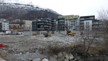 Veidekke bygger 50-70 boliger på «Høyhustomten»