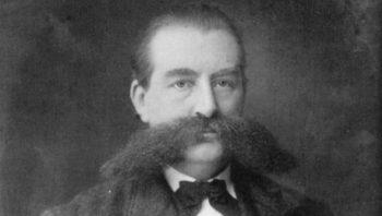 Hjalmar Løberg ble fengslet for å ha fornærmet kong Oscar II