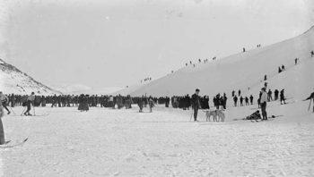 Noen vintre kunne man gå på isen fra Bergen til Herdla