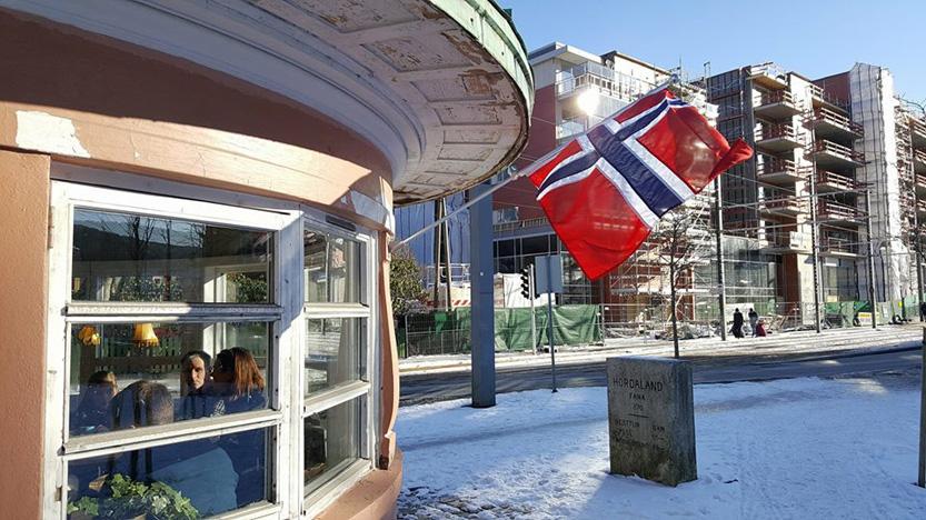 Café Ambrosia endelig åpnet