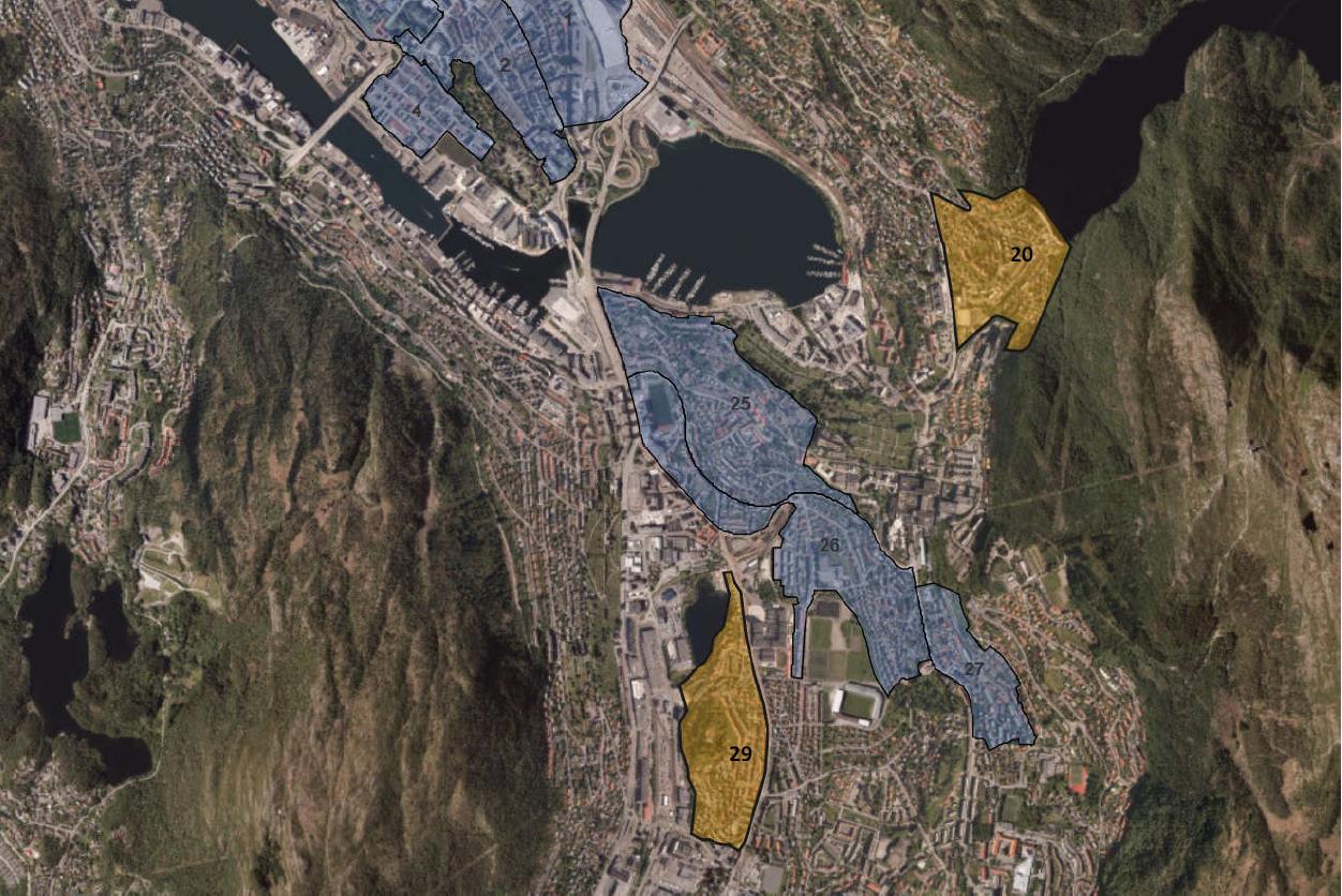 Nå utvides området for boligsoneparkering