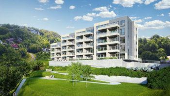 Stor interesse for nye leiligheter i Årstad