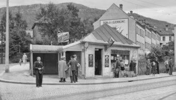 Bjørnsons gate, hundre år gammel bygate