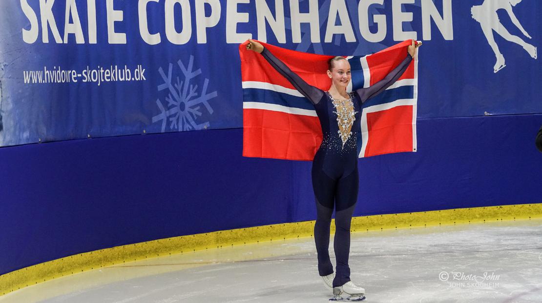 Gull i Skate Copenhagen 2018