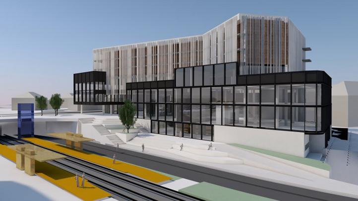 Kronstadkvartalet åpner i forkant av ny bybanelinje i 2022