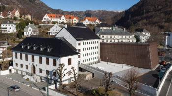 Riksantikvaren har fredet Statsarkivet i Bergen