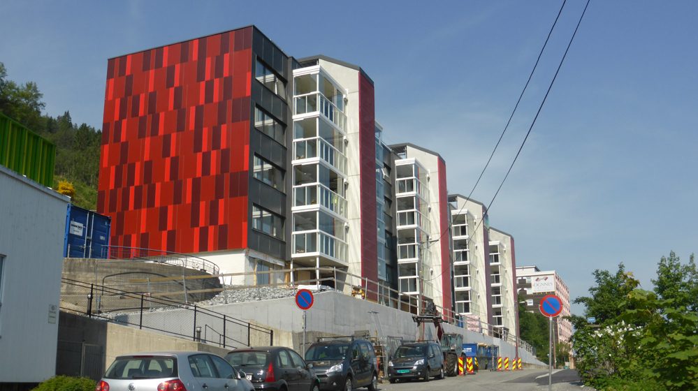 Solheimslien borettslag moderniseres for 440 mill. kr, får 39 nye leiligheter