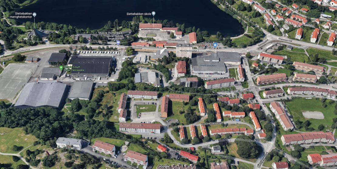 Folkemøte om nytt bibliotek på Sletten