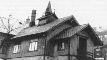 Boligen til Årstads store sønn Hjalmar Løberg havnet ikke på Gamle Bergen