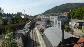 Klart for total forandring av stasjonsområdet på Kronstad