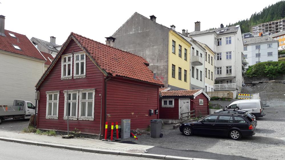 Alrich Joachim Andersen bodde i Damsgårdsveien 34