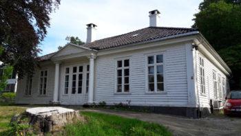 Lysthus med nærmere 180 års historie