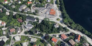 Gjenåpning av elv skaper utfordringer for planlagt bokollektiv i Elvebakken