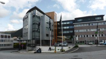 Hotellgjestene strømmer til Bergen, dobling i gjestedøgn siden 2000
