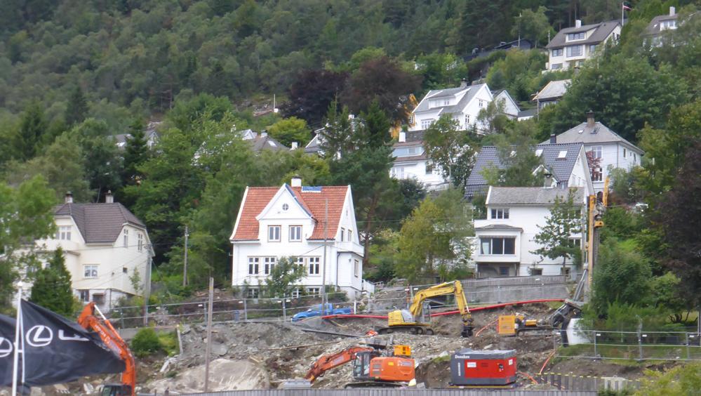 Snart fjernes undergangen på Kristianborg