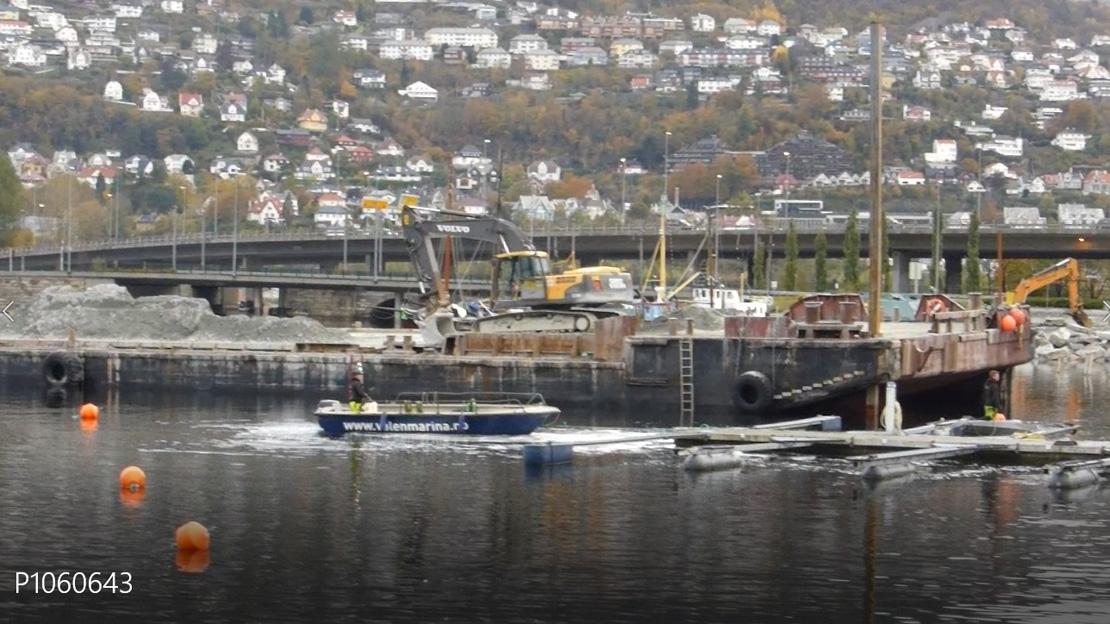 Prosjekt Renere Puddefjord avsluttet