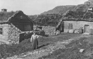 Hardbakka-gårdene – de mest tungdrevne i Årstad