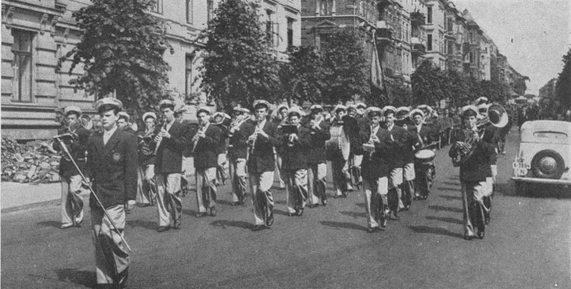 Veteraner ble for dyre, unge Haukeland-musikanter overtok