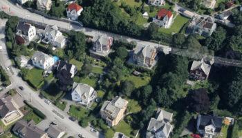Ønsker bevaring av sveitservillaer og redusert utbygging i Nyhaugveien
