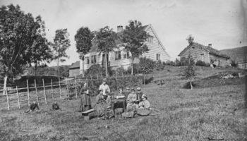Garmannslund, gården som havnet i Svartediket