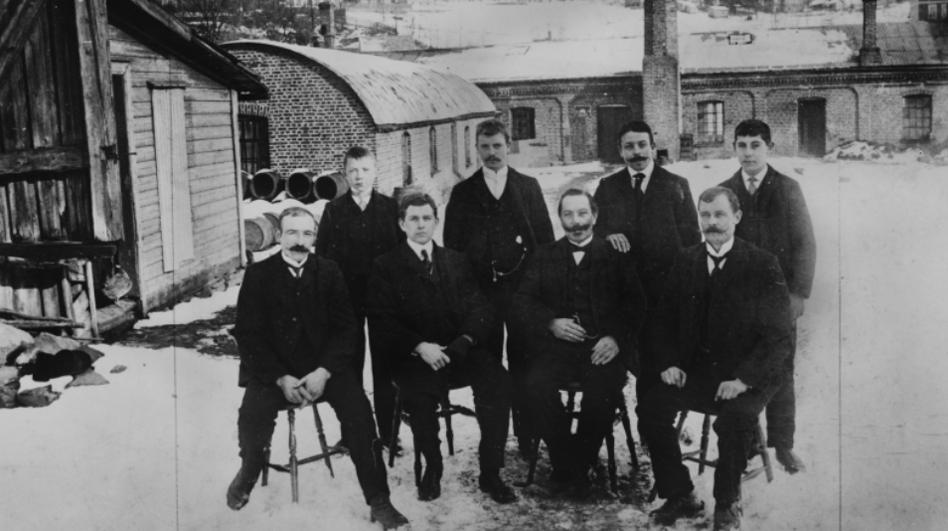 IFAs ukjente fortid i Fjøsangerveien