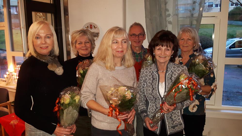 Nye pensjonister i Årstad Hjemmebaserte tjenester