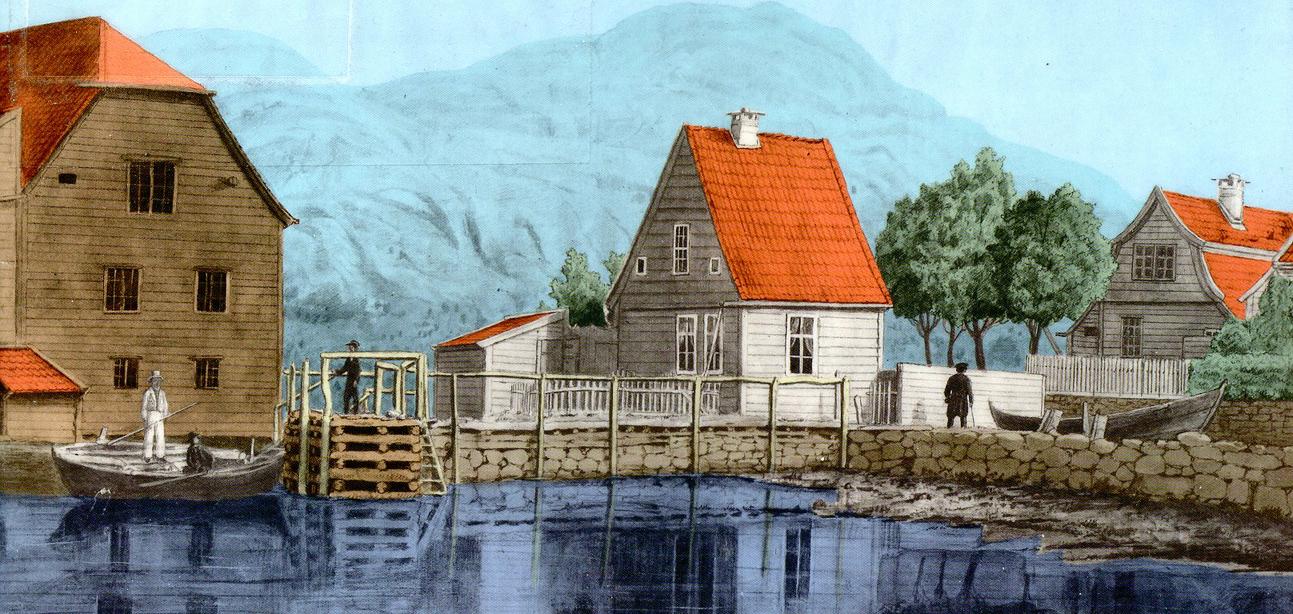 Arbeidere ville ha restauratør Berg vekk fra Solheimsviken
