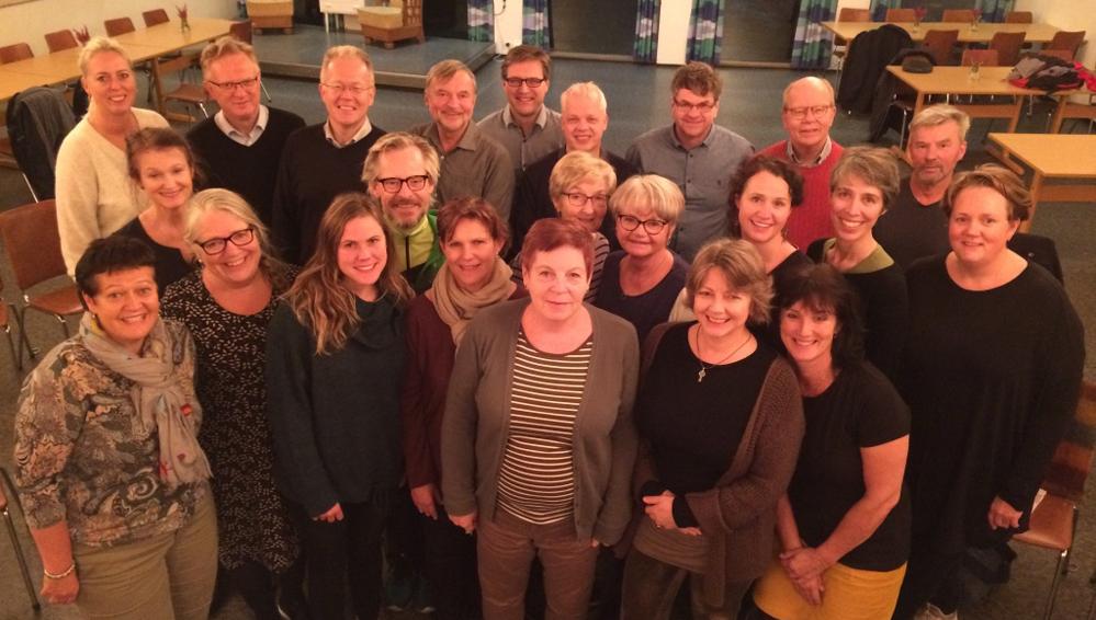 Julekonsert i Landås kirke