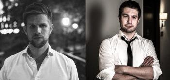 Krimforfattere bokbader hverandre på Landås bibliotek