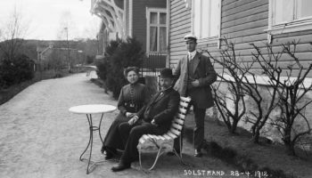 Gårdeieren som ble en av Bergens store fotografer