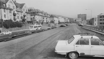 Førti år med nytt veisystem over Danmarksplass