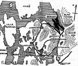 Bybaneplanene til Fyllingsdalen er over hundre år gamle