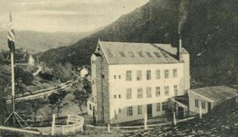 Stivetøyfabrikken i Lappen hadde 150 medarbeidere