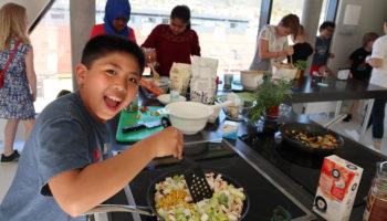 Årstadskoler viser vei i Matjungelen