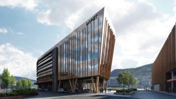 BKK flytter til «Skipet» i Solheimsviken